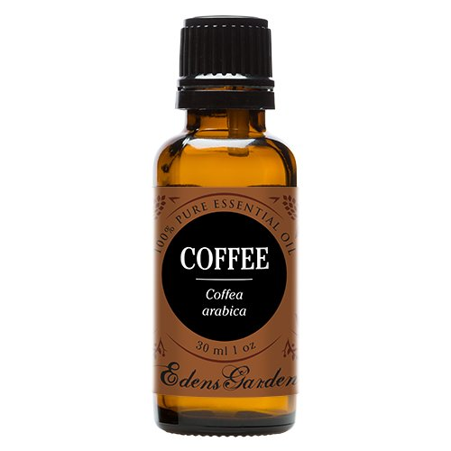 Coffee 100 pure therapeutic grade essential oil by edens Edens garden essential oils coupon