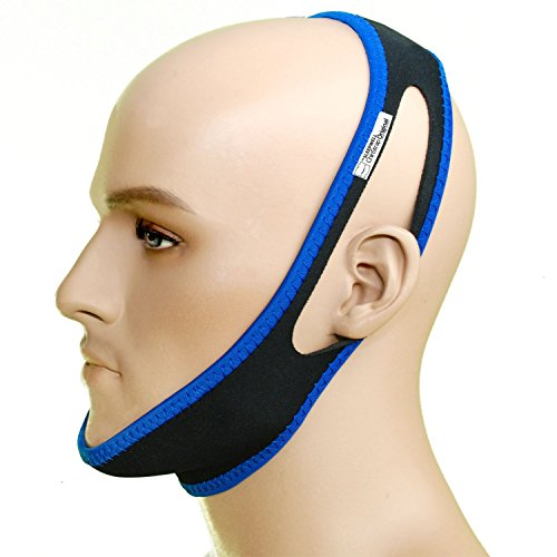Chin Strap - The Original Anti Snoring Jaw Support [27.5 inch / Regular] - Stop Snore Solution - Sleep Better Aids - Snore No More Devices - Sleeping Relief - Alternative to Mouthpiece Nose Strips (Sleep Apnea Snoring compare prices)