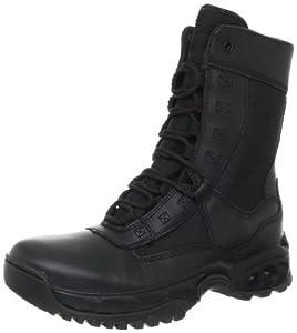 Ridge Outdoors Ghost Zipper Duty Military Uniform Work Duty Boots Men'S Police Motorcycle, Medium, 4M from Ridge