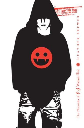 Cover of Eighth Grade Bites (Chronicles of Vladimir Tod, Book 1)