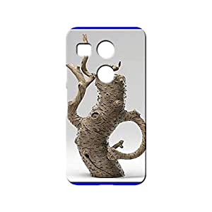 BLUEDIO Designer 3D Printed Back case cover for LG Nexus 5X - G7637