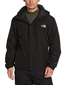 The North Face Resolve Insulated Veste de ski homme Tnf Black FR : L (Taille Fabricant : L)