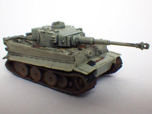 ドイツ軍 ティーガー�T (VI号戦車) 重戦車 初期型 冬季迷彩