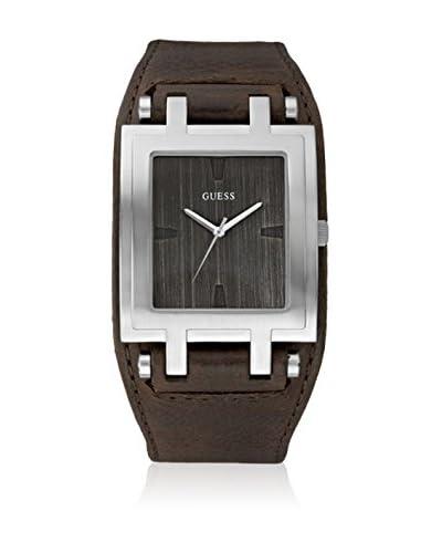 Guess Reloj de cuarzo Man W75039G2 Marrón 37 mm
