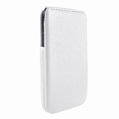 Piel Frama iMagnum Leather Case for Apple iPhone 5/5S - White Black Friday & Cyber Monday 2014