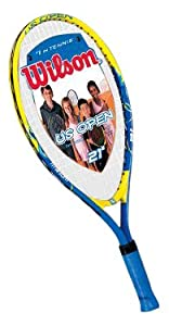 "Wilson US OPEN Tennis Racquet (4 1/2"")"