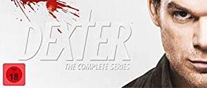 Dexter - The Complete Series (Bloodslide Box, 35 DVDs)