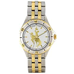NCAA Men's CT-WYO General Manager Series Wyoming Cowboys Watch