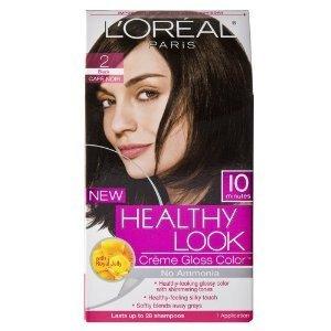 L'Oreal Healthy Look Crme Black/Caf Noir 2, Kit at Sears.com