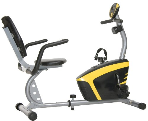 Fantastic Deal! Body Champ BRB678 Magnetic Recumbent Bike