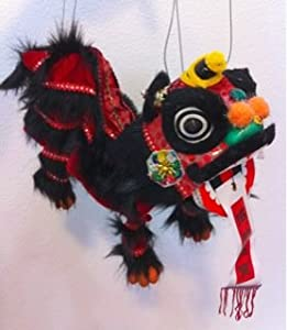 Chinese Year Lion Dragon Dance Puppet from ky
