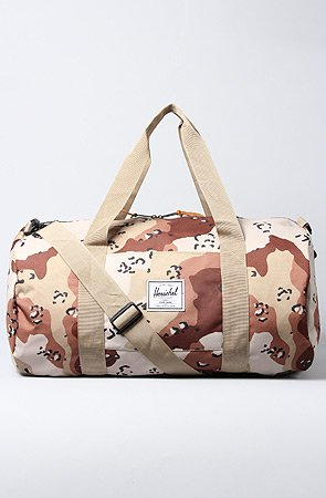 HERSCHEL SUPPLY The Sutton Gear Bag in Desert Storm