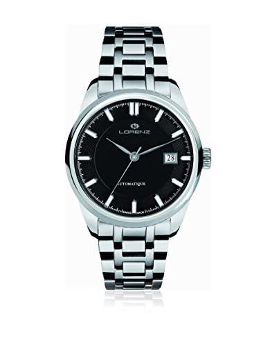Lorenz Reloj 026856BB Acero 40 mm