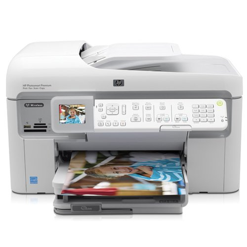 HP Photosmart Premium Fax All-in-One Inkjet Printer (CC335A#ABA)