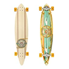 Sector 9 G-Land Complete Skateboard, 44.0 x 9.75 x 30.5-Inch, Assorted