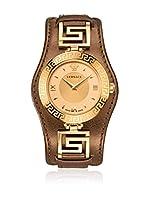 Versace Reloj con movimiento cuarzo suizo Woman Signature 35 mm