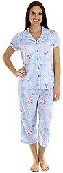 Karen Neuburger Women's Girlfriend Cropped Pajama