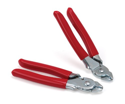 KD Tools 3702 2 Piece Hog Ring Plier Set
