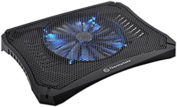 Thermaltake Technoloy 10 to 17-Inches Massive V20 Notebook Cooler (Cl-N004-PL20BL-A)
