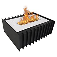 Moda Flame PRO Ventless Bio Ethanol Fire...
