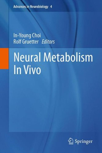 Neural Metabolism In Vivo (Advances In Neurobiology)