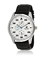 Beverly Hills Polo Club Reloj con movimiento Miyota Man Bh547-01 42 mm