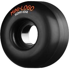 Buy Mini-Logo Skateboards C-Cut 50mm 101A Skateboard Wheel by Mini-Logo Skateboards