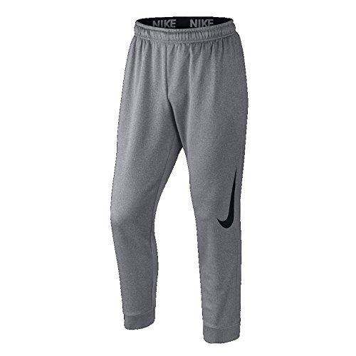 Nike Mens KO Slacker Swoosh Men's Training Pants Carbon Heather Large