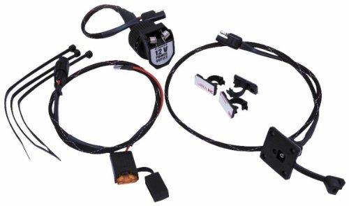 Hardbagger 12V Outlet Charger With Harness Ts10012Vp