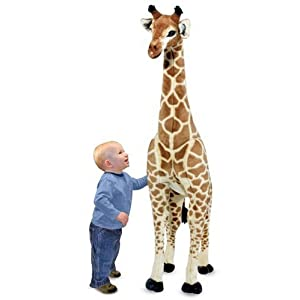 Melissa and Doug Giraffe Plush