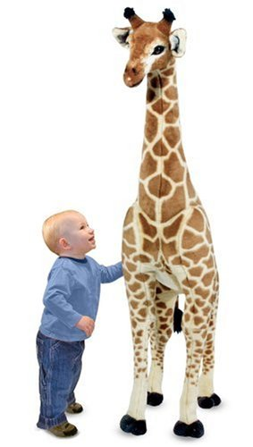 Melissa & Doug Giraffe Plush Review