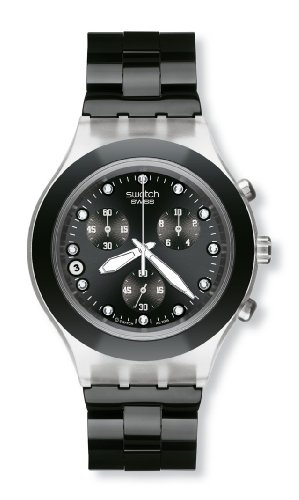Swatch Men's FULL BLOODED Watch SVCK4035G