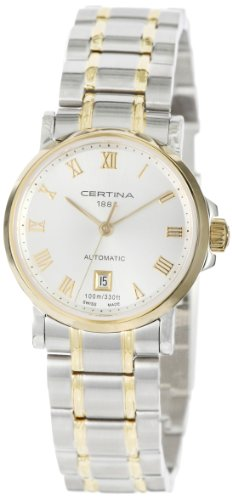 Certina Ladies 'Watch XS Analog Automatic Stainless Steel c017.207.22.033.00