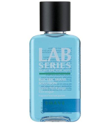 Aramis LAB SERIES: Electric Shave Solution - prima della rasatura