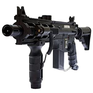 Buy US Army Project Salvo Paintball Marker Gun 3Skull Close Quarters Set by US Army