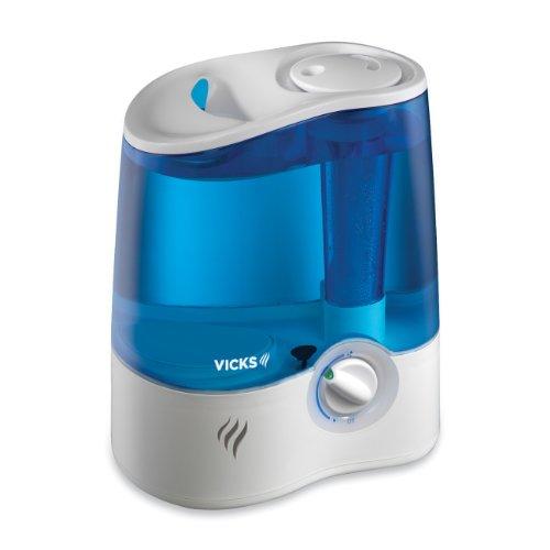 – Vicks V5100-N Ultrasonic Humidifier
