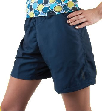 Image of ATD Women's Loose Fit Mountain Bike Shorts - Navy (B003XV1Y8U)