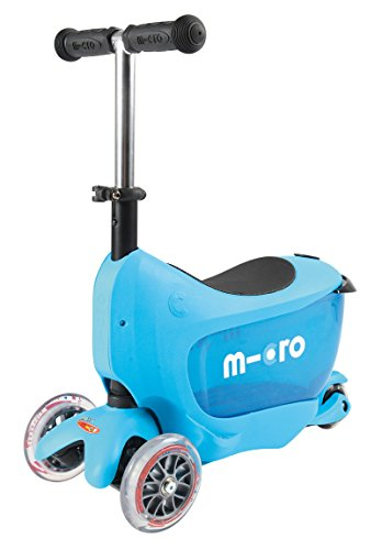 Micro Mini-2-Go Scooter - Blue