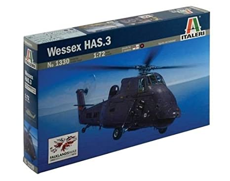 Italeri - I1330 - Maquette - Aviation - Wessex Has.3