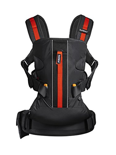 BABYBJORN-One-Outdoors-Baby-Carrier-Black