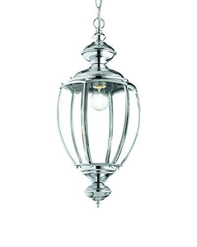 EVERGREEN LIGHTS Lámpara De Suspensión Plateado
