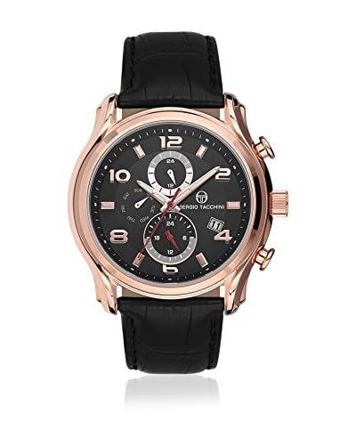 Sergio Tacchini Reloj de cuarzo Man Negro 51 mm