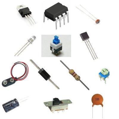 Survival Electronics Pack 1 - 58 Pcs