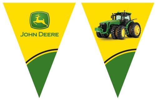 John Deere Flag Banner - 1
