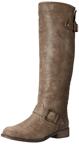Madden Girl Women'S Cactuss Boot,Brown Paris,8.5 M Us