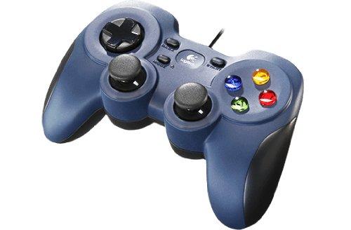 Logitech-F310-PC-Gamepad-kabelgebunden