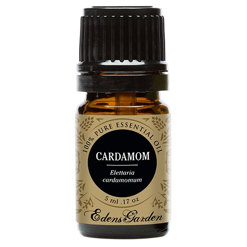 Cardamom 100% Pure Therapeutic Grade Essential Oil by Edens Garden- 5 ml
