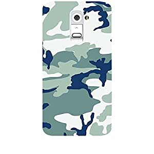 Skin4gadgets CAMOUFLAGE PATTERN 3 Phone Skin for LG G2