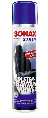 SONAX 02063000 Xtreme Upholstery and Alcantara Cleaner