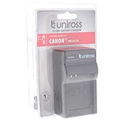 Uniross Charger (Canon- NB4L/5L)